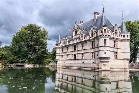 chateau azay le rideau histoire ch 226 teau d azay le rideau wikip 233 dia