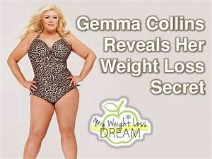 Gemma Collins Reveals Her Weight Loss Secret