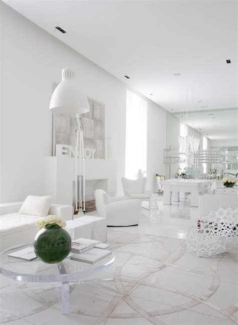 shades  white  beautiful living room designs digsdigs
