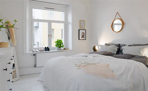 chambre esprit scandinave chambre scandinave jaune et bleu design de maison