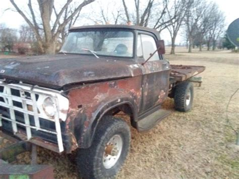 Originally a 318 2bbl v8, with 4 speed manual transmission, now has a later model 360 4 bbl v8. D300 Powerwagon for sale - Dodge Power Wagon 1970 for sale ...