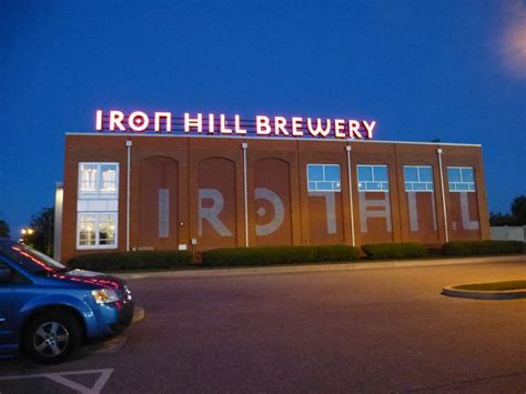 Iron Hill Brewery - right on the River Walk and part of ...