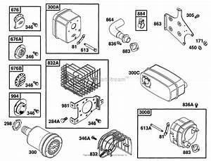 Briggs And Stratton 300 Series Engine Diagram Briggs And