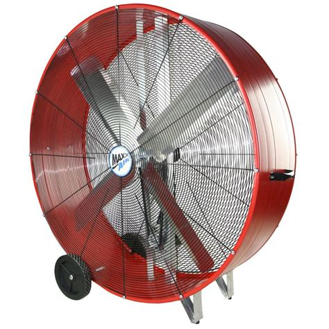 big air 24 drum fan with tilting feature maxxair pro 24 in industrial heavy duty 2 speed multi