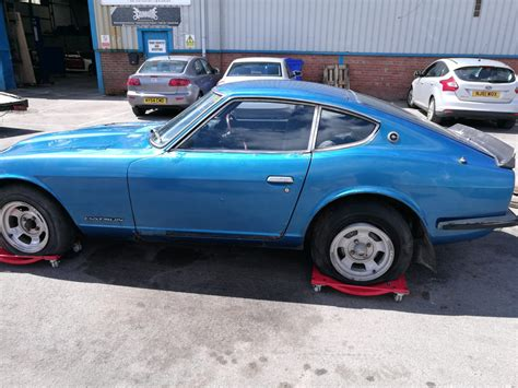 Datsun Cars For Sale by 1974 Datsun 240z Bridge Classic Cars