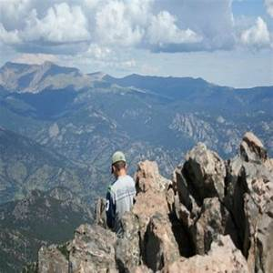 Rocky Mountain National Park - Climbing