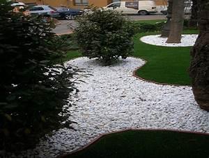 Galet De Decoration : kinderzimmers belle idee d co jardin galet blanc ~ Premium-room.com Idées de Décoration