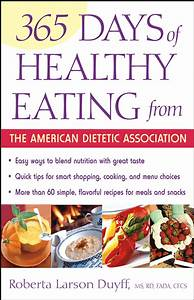 American Dietetic Association Complete Food and Nutrition