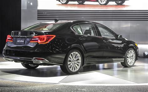2018 Acura Rlx Right Side View Photo 48