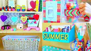 DIY Room Decor Tumblr Room Makeover! - YouTube