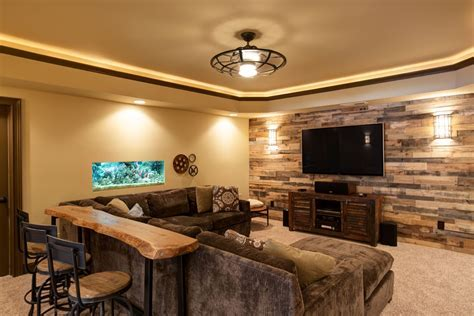 Preview Your Finished Basement   Green Remodeling & Basements