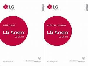 Lg Aristo User Manual  Guide Pdf Download