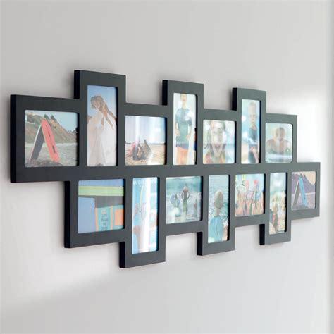 Bilderrahmen Mehrere Bilder by Authentics Studio 14 Multi Photo Frame Black Achica
