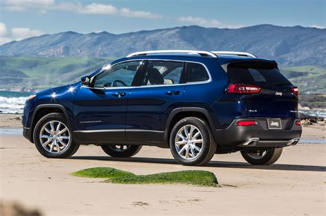 2018 Jeep Cherokee Rear Side View Photo 1