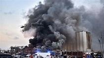 """黎巴嫩爆炸是""""袭击""""?多国政界担心特朗普言论引发国际危机_凤凰网"""
