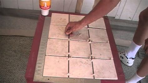 grout  adjustment problems  flat tile spacers