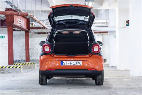 smart forfour kofferraum smart forfour test in sechs g 228 ngen smart forfour 453