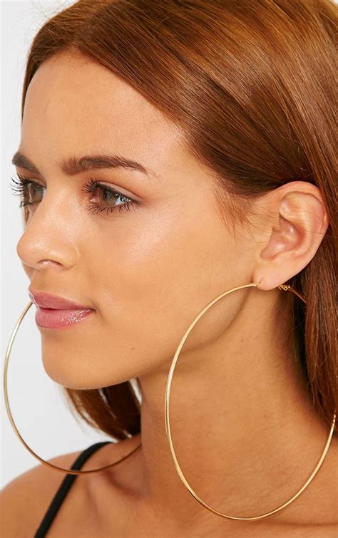 Appropriate Keeping Of Big Hoop Earrings  Styleskierm. Tiffany Diamond Necklace. Promise Rings Sapphire. Pave Eternity Band. Golden Bracelet. Childs Lockets. Detailed Wedding Rings. Wedding Anklet Jewelry. Sea Turtle Pendant