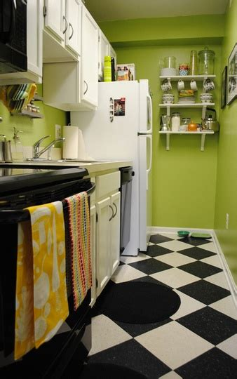 lime green and black kitchen lime green black and white kitchen from apartment