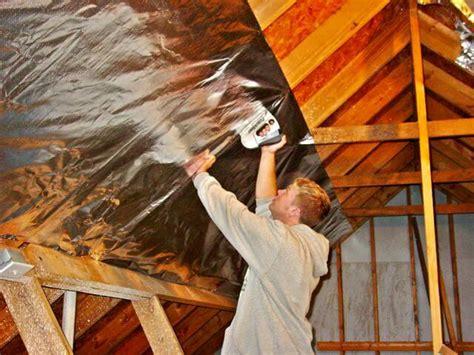 attic radiant barrier atticare