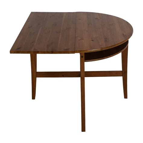 Rustic Round Wooden Kitchen Table White Kitchen Table And
