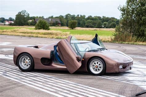 Meet The Very First Koenigsegg