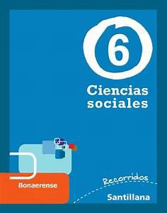 Recorridos Santillana Ciencias sociales 6 - Bonaerense by ...