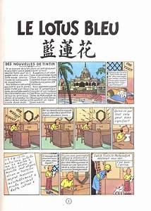 Le Lotus Bleu Levallois : casterman ~ Gottalentnigeria.com Avis de Voitures