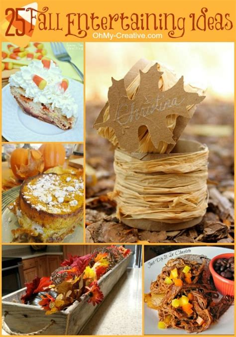 Entertaining Not Far Fall by 17 Best Images About Fall Entertaining On