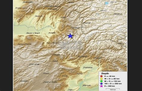 Earthquake of 6.4 Magnitude Jolts Northern Parts of Pakistan