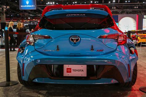 2019 Toyota Corolla Hatchback Fredric Aasbo Formula Drift ...