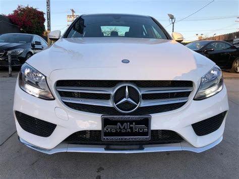 Quickly filter by price, mileage, trim, deal rating and more. 2015 Mercedes-Benz C-Class C300 4MATIC Sedan Stock # 041329 for sale near Van Nuys, CA   CA ...