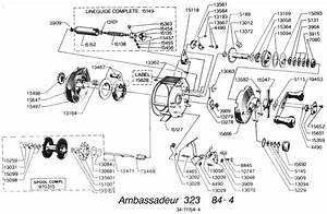Baitcaster Parts Diagram