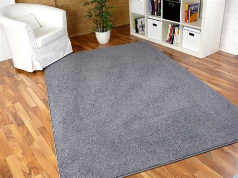 Teppich 2x3 Meter Hochflor Velours Teppich Triumph Grau In 24 Größen