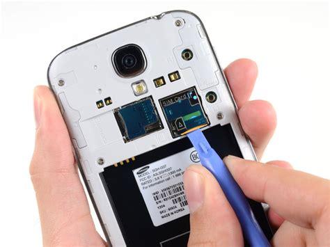 simkaart iphone uithalen