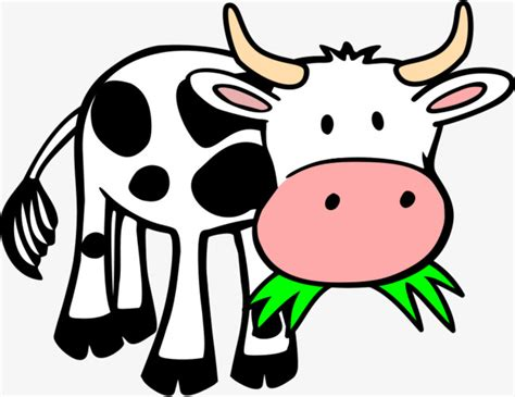 Cartoon Cow, Cartoon Clipart, Cow Clipart, Cartoon Png