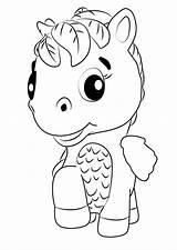 Hatchimals Colorare Coloring Gratuito Disegni sketch template
