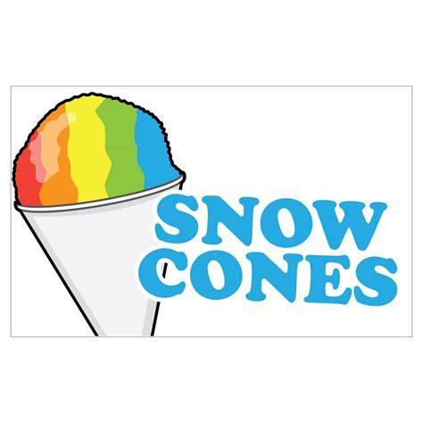 Snow Cone Clip Snow Cones Clip Clipart Best