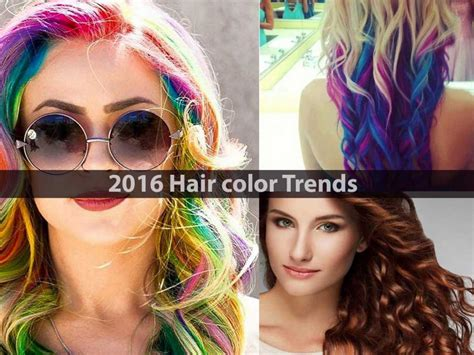 hair color trends hairstyle  women