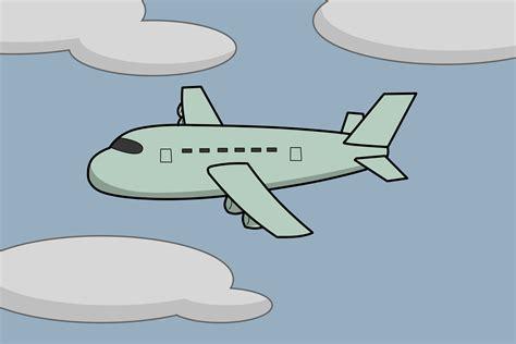 Jak Nakreslit Letadlo Wikihow