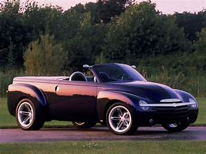 The Chevy Ssr  A Curious Conversion