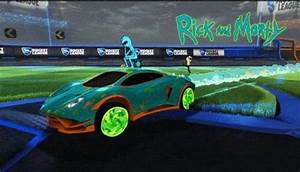 Rick And Morty Are Coming To Rocket League N4G
