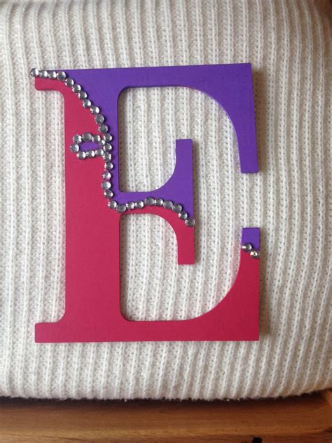 images  wooden decorated letters  pinterest initials wooden wall letters