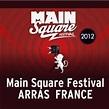Main Square Festival, ARRAS, FR