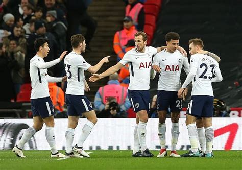 Tottenham 2-0 Manchester United: Player Ratings