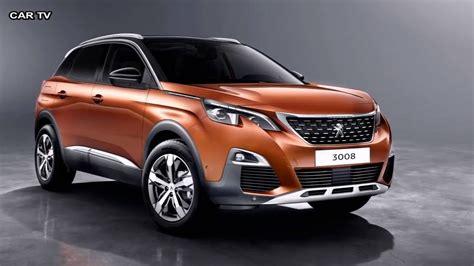 peugeot latest model 2017 peugeot 3008 suv new model 3008 interior exterior