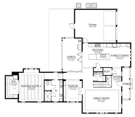 5 bedroom country house plans country house plan with 4 bedrooms and 3 5 baths plan 9722