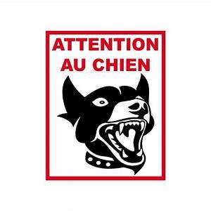 Panneau Attention Au Chien : panneau attention au chien ~ Farleysfitness.com Idées de Décoration