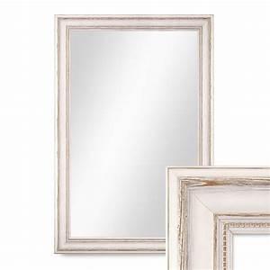 Großer Spiegel Ohne Rahmen : spiegel weier rahmen schuhbert xxl spiegel wei ~ Michelbontemps.com Haus und Dekorationen