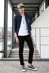 Best Korean Men Fashion Photos 2017 u2013 Blue Maize